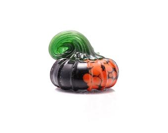 Black and Orange Pumpkin
