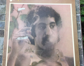 1974 Jim Croce songbook I got a name - Great photographs