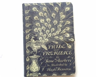 Jane Austen Pride and Prejudice Book iPad, iPad Air, iPad Pro case