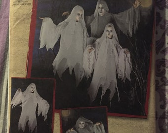 Simplicity 2486 Sewing Pattern Teen's and Adult's Ghost Ghoul Costume Size S-L