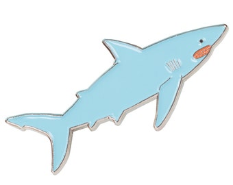 Spash - Shark Enamel Lapel Pin