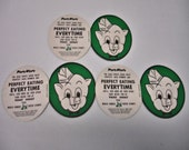 3 Vintage 1950s Piggly Wiggly Advertising Needle Packs Needle Books West Germany