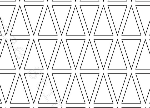 30 degree isosceles triangle english paper piecing template in 12 30 degree isosceles triangle english paper piecing template in 12 sizes from faerydaestitches on etsy studio pronofoot35fo Image collections