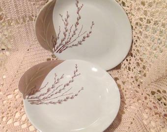 Vintage Willard George Side Plate