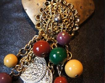 Steampunk Jewelry Pins
