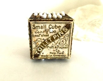 Antique pincushion