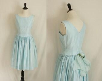 1960s dress | vintage 60s party dress