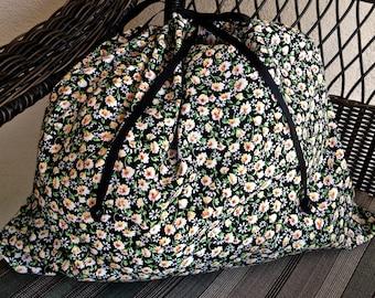 Drawstring Bag, Find-A-Flaw Sale, Project bag, Laundry Bag, Trick or Treat Bag