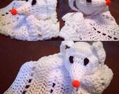 Nightmare Before Christmas Blanket | Zero, Jack or Sally