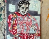 PSC/ACEO Avengers Iron Man