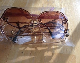 Reduced Vintage Glasses Lot, Classic 70's and 80's Frames and Lenses, Recyclable,