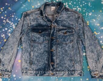 LEVI Denim Jacket Men's Size M