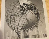 Photo of 1964 World's Fair Unisphere