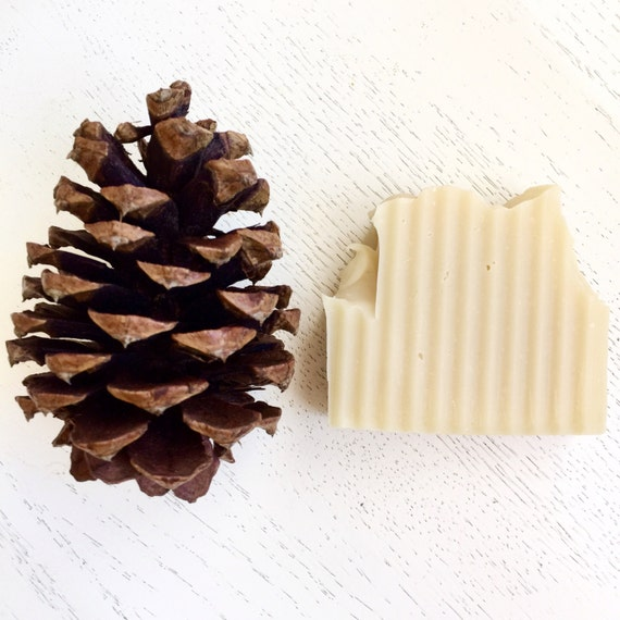 Winter Fir Handmade Soap - Soap - Natural Soap - Vegan Soap - christmas soap