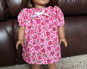 Doll Dress - for American Girl Doll & similar size