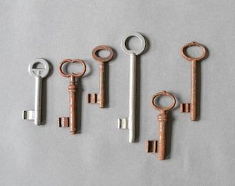 Vintage keys set of keys home antique keys decor decoration collection