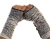 Jane Eyre Writing Gloves