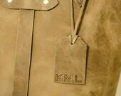 Monogrammed Bag Tag, personalized Bag Tag