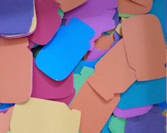 Spring Mason Jar Paper Punches