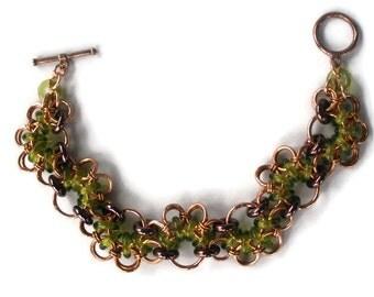 Akimbo Bracelet in Copper