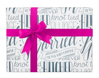 A Type Of Wedding Gift Wrap