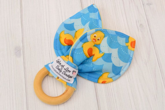 Unique Baby Toys : Baby chew toys ducks unique best newborn