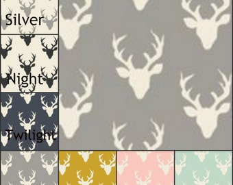 Hello Bear Buck Forest  Curtains or Valance