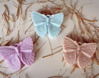20 Pcs Scented stone butterfly, Wedding favors , Wedding gifts, Party favor, Birthday gift , Baby shower gift , New baby , Home decor