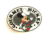 Mickey Gourmet Fridge Magnet
