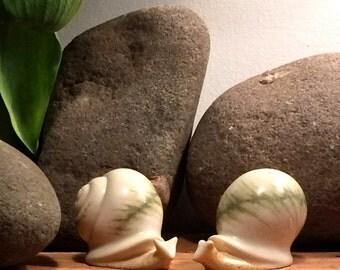 Lenox Snail Salt and Pepper Set