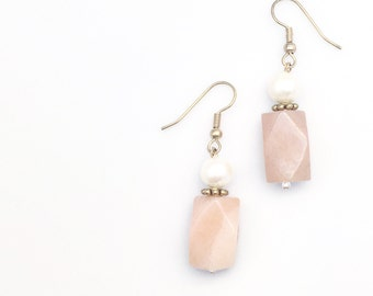 SALE! The Rose Earrings