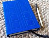 River Song's Book of Spoilers [Doctor Who] Tardis, Journal, Notebook, Sketchbook,  MEDIUM