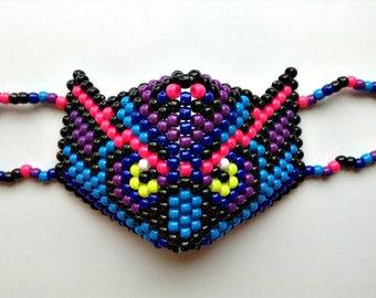 EDC Owl Kandi Mask