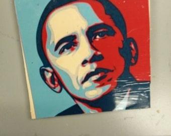 Obama coaster
