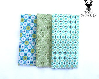 Green Pocket Square, Paisley Pocket Square, Men's Pocket Square, Men's Handkerchief, Boy's Pocket Square, Groomsmen, Hanky