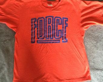 Vintage Nike Force Red T-Shirt