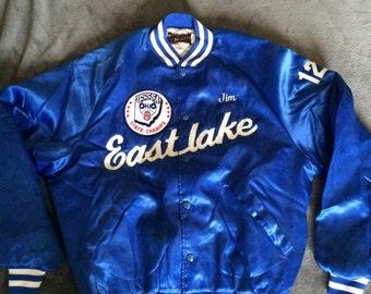Vintage Eastlake USSSA Baseball State Champs Jacket