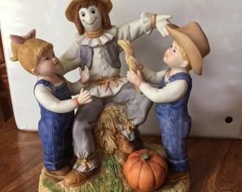 """Homeco Denim Days, """"Our Scarecrow"""""""
