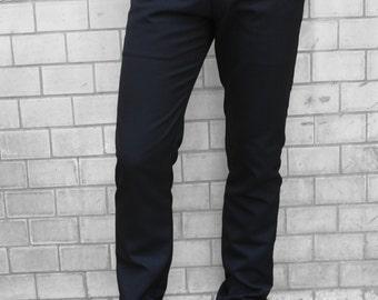 Slacks for men - Pinstripe