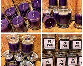 2 ounce soy candles, bulk for wedding showers, baby showers, events