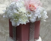 4 Gift Box Cube Centerpieces