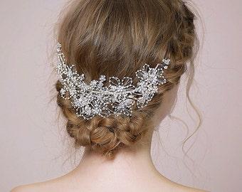 Bridal Headpiece, Style #522