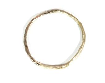 Childhood-Modeling bronze bracelet