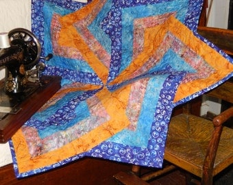 """Illusions 44"""" Table Topper"""