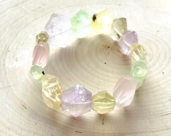 Unicorn Hex   Bracelet   Gemstone & Crystal