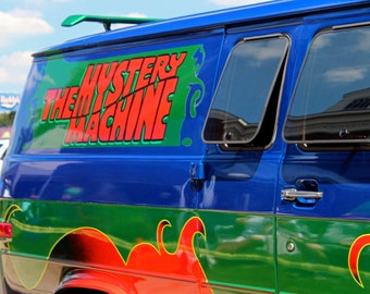 The Mystery Machine II (FREE SHIPPING in the U.S. only)