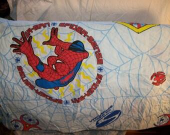Spider Man Twin Sheet Set