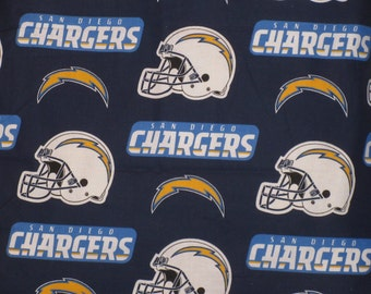 Chargers Pillowcase