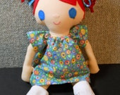 Red Haired Blue Eyed Mae Dolly