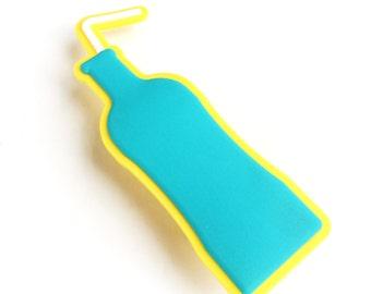 Pencil Sharpener Summer Soda Bottle